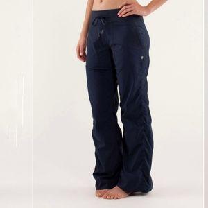 lululemon Studio Pants *NO DRAWSTRING HEM*